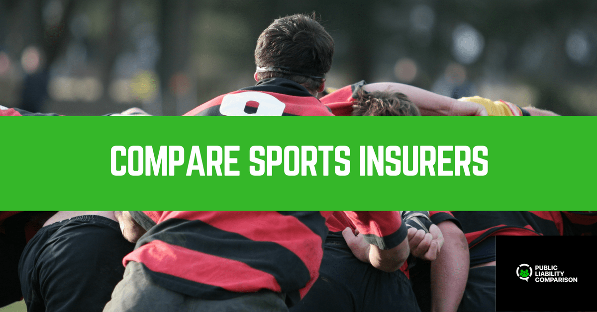 Compare Sports Insurers For Your Club