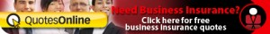 QuotesOnline offering free business insurance quotes