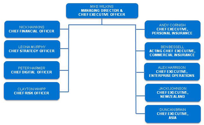 IAG Structure